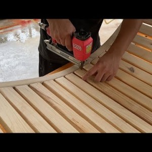 Surprising Ideas And Designs // Build A New Generation Rocking Chair - Modern Comfortable