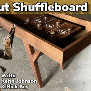 Shuffleboard || Ultimate Game Room Table || Game Room must have