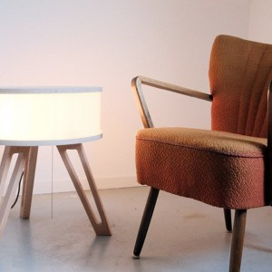 This Table is also a Lamp!