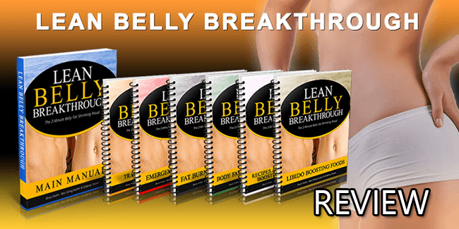 Lean Belly Breakthrough Review   My Review and What I Really Think    Lean Belly Breakthrough Review  Here s My Opinion And Results