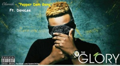 Image result for olamide ft davolee graphic