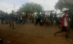 Large number of wheelbarrow pushers storm APC campaign rally in Gboko, Benue State. See photos