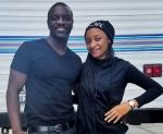 I WAS NEVER IN LOVE WITH AKON, MOREOVER HE HAS 3 WIVES - RAHAMA SADAU SPEAKS OUT