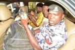 Breaking: Man Caught with explosives bomb at Living Faith church Kaduna   See Photos