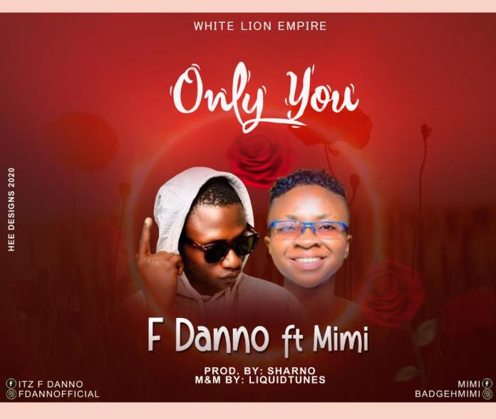 F Danno ft Mimi - Only You