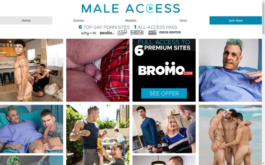 Maleaccess - Best Premium Gay XXX Sites