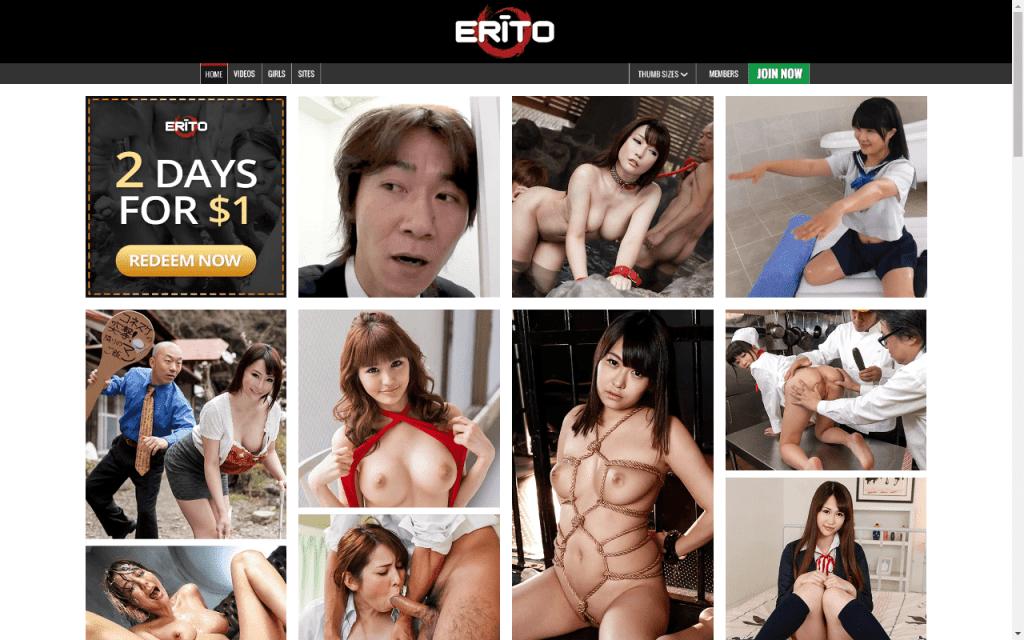 Erito - Best Premium Japanese XXX Sites
