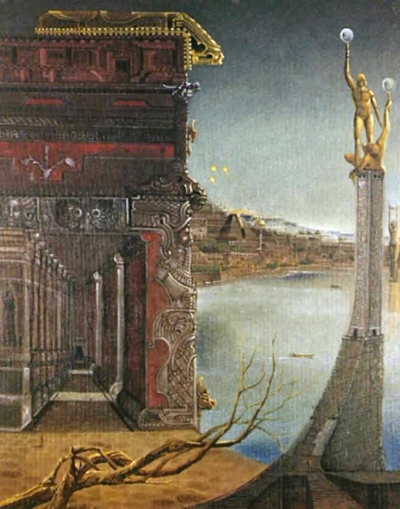 Hafenpromenade von Atlantis