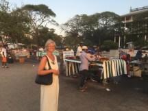 Grillmarked i Stonetown (Zanzibar)