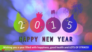 Happy New Year MMS Ad