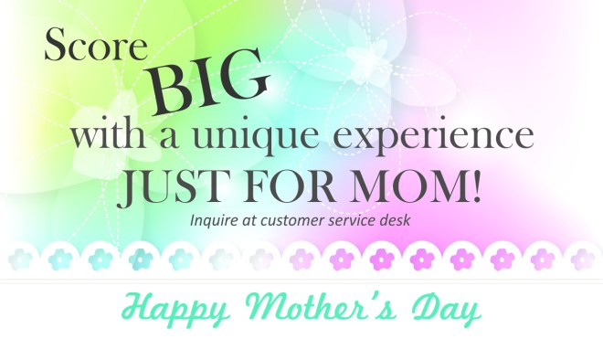 Mother's Day MMS Ad