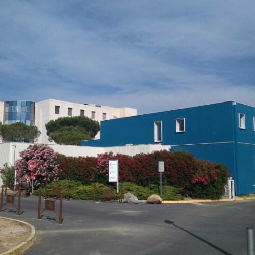 centre hospitalier de Béziers