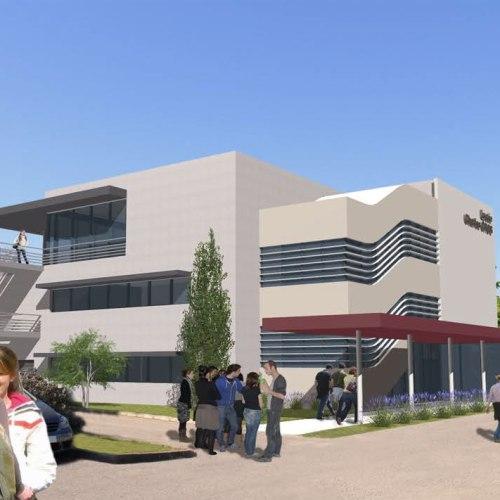 plan architecte lycée charles cros