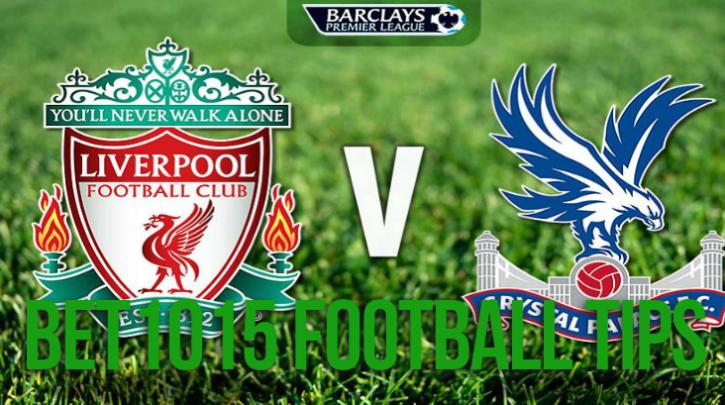 Liverpool v Crystal Palace prediction