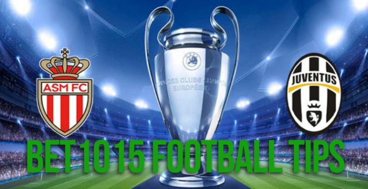 Monaco v Juventus prediction