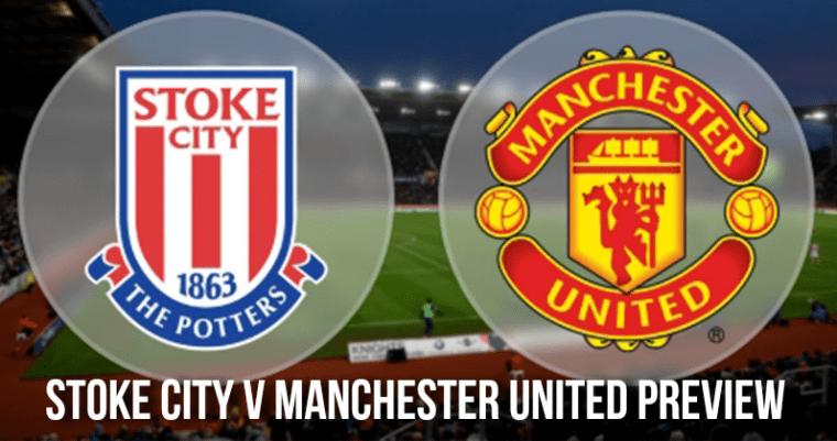 Stoke City v Manchester United