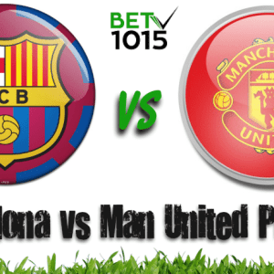 Barcelona vs Manchester United Preview
