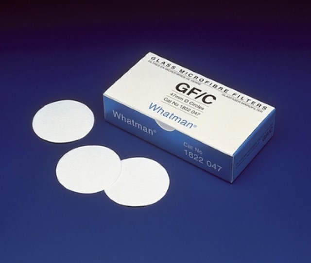 Ge Healthcare Whatman Binder Free Glass Microfiber Filters Grade Gf C Circle Diameter 5 5cm Ge Healthcare Whatman Binder Free Glass Microfiber Filters