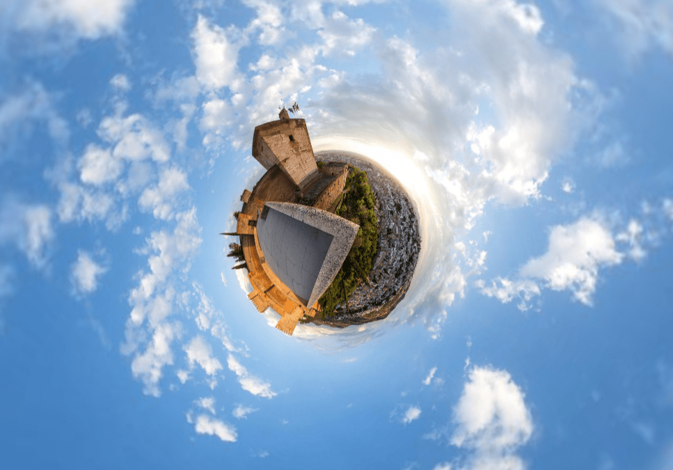 Efecto Little Planet