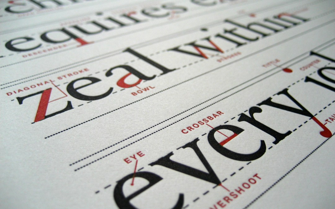 Fond of new fonts?