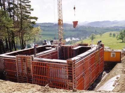 Wasser Frohe Aussicht Baustelle 20060101