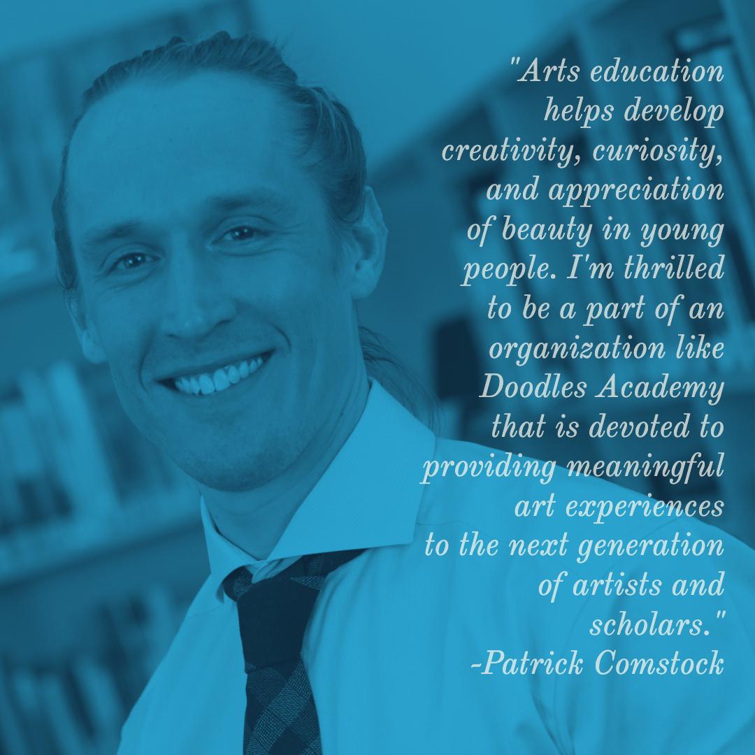 Patrick Comstock
