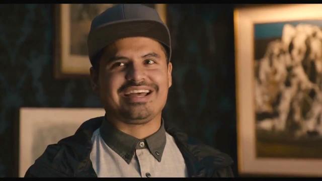Luis, played by Michael Peña. Credit: Marvel