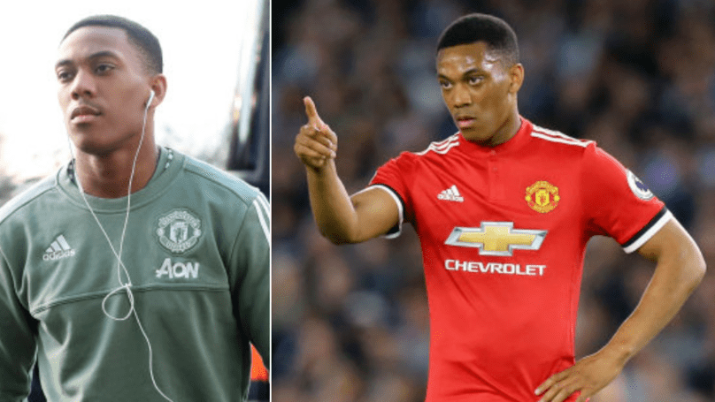 Anthony Martial Breaks Silence On Facing £180,000 Fine From Manchester United