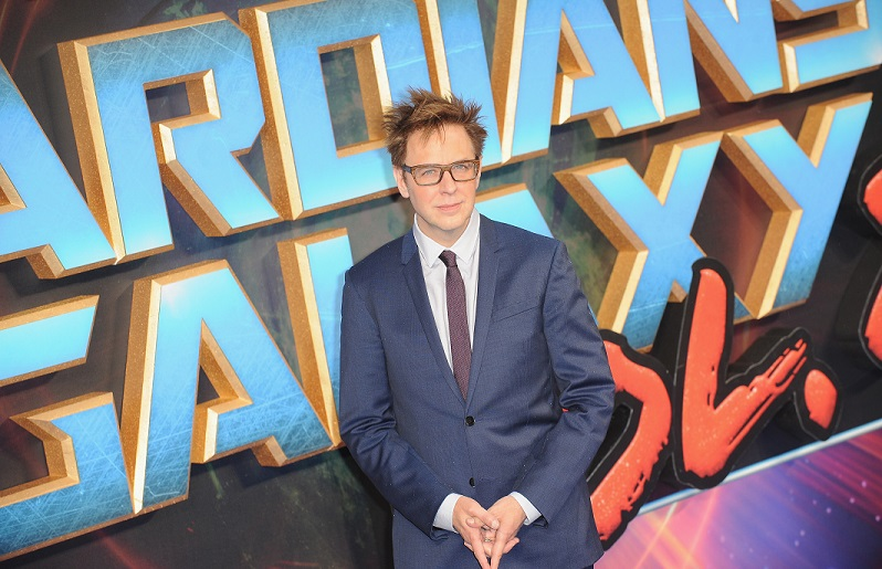 James Gunn has been reinstated as director for Guardians of the Galaxy Vol. 3. Credit: PA