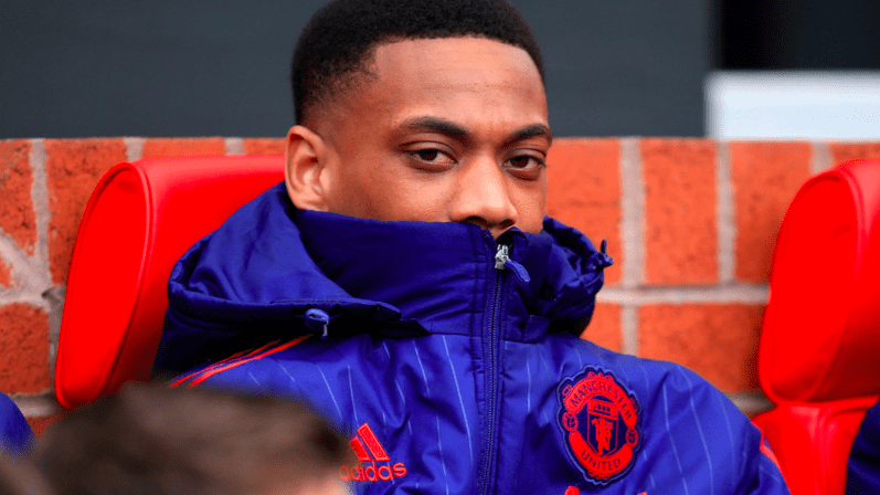 Anthony Martial Absent From Manchester United Flight