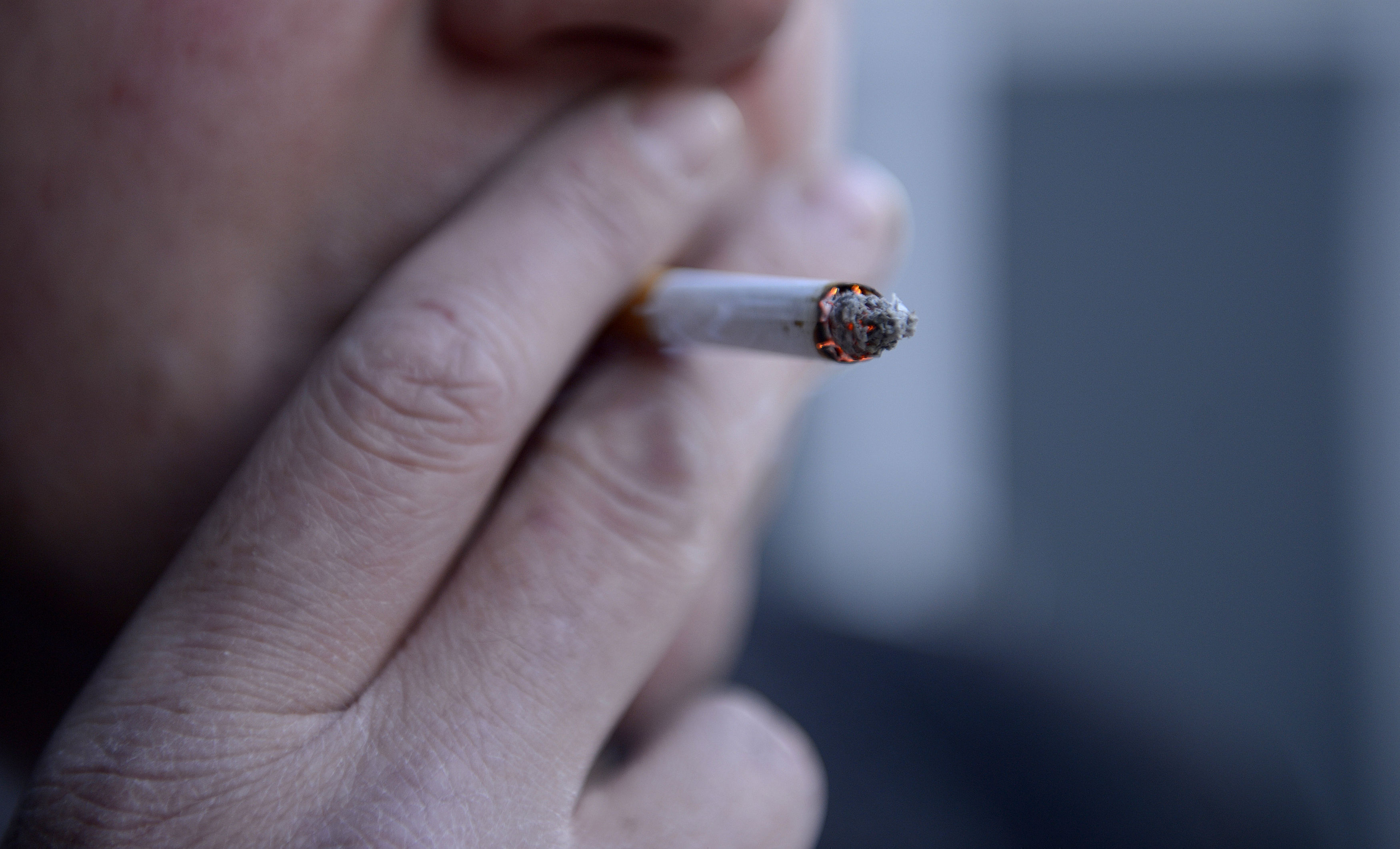 Scientists say smoking contain toxins which can affect the cells in the penis. Credit: PA