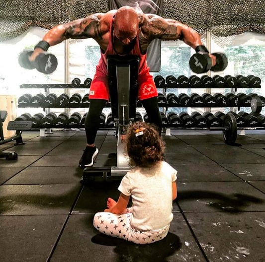 Credit: The Rock/Instagram