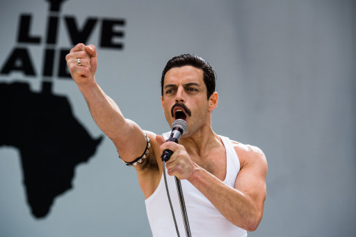 Malek has been tipped to receive an Oscar nomination for his portrayal of Freddie Mercury. Credit: PA