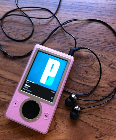 Zune MP3 Player