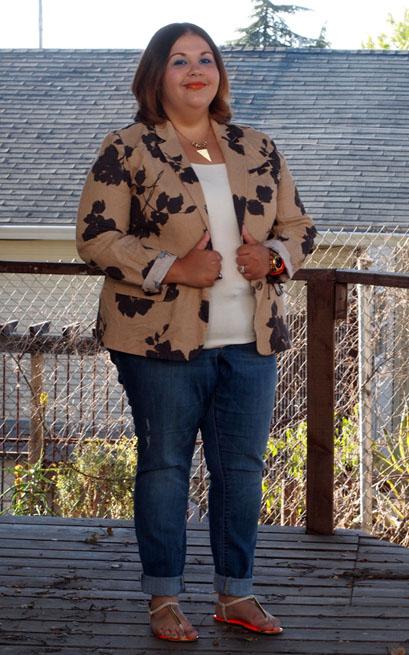 Target jacket