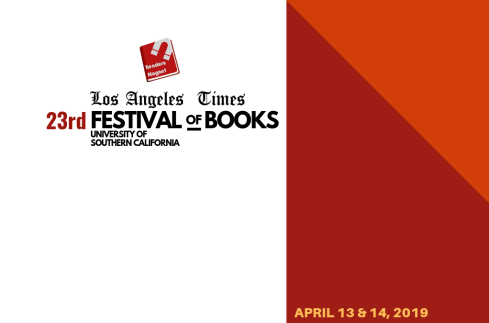 READERSMAGNET ALL SET FOR THE LOS ANGELES TIMES FESTIVAL OF BOOKS 2019!