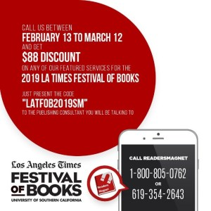 LA Times Festival of Books 2019: What's in it for Self-Published Authors?