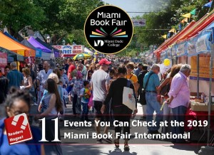 11 Events You Can Check at the 2019 Miami Book Fair International_final