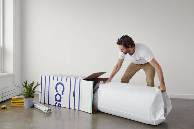 Mattress Startup Casper Has Created Buzz From Its Beginning With A One Style Fits