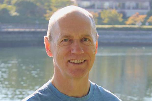 Vancouver yoga teacher Bernie Clark got into Zen meditation in the mid-1970s to reduce stress and then moved to yoga to aid his meditation. His teaching specialty is yin yoga.