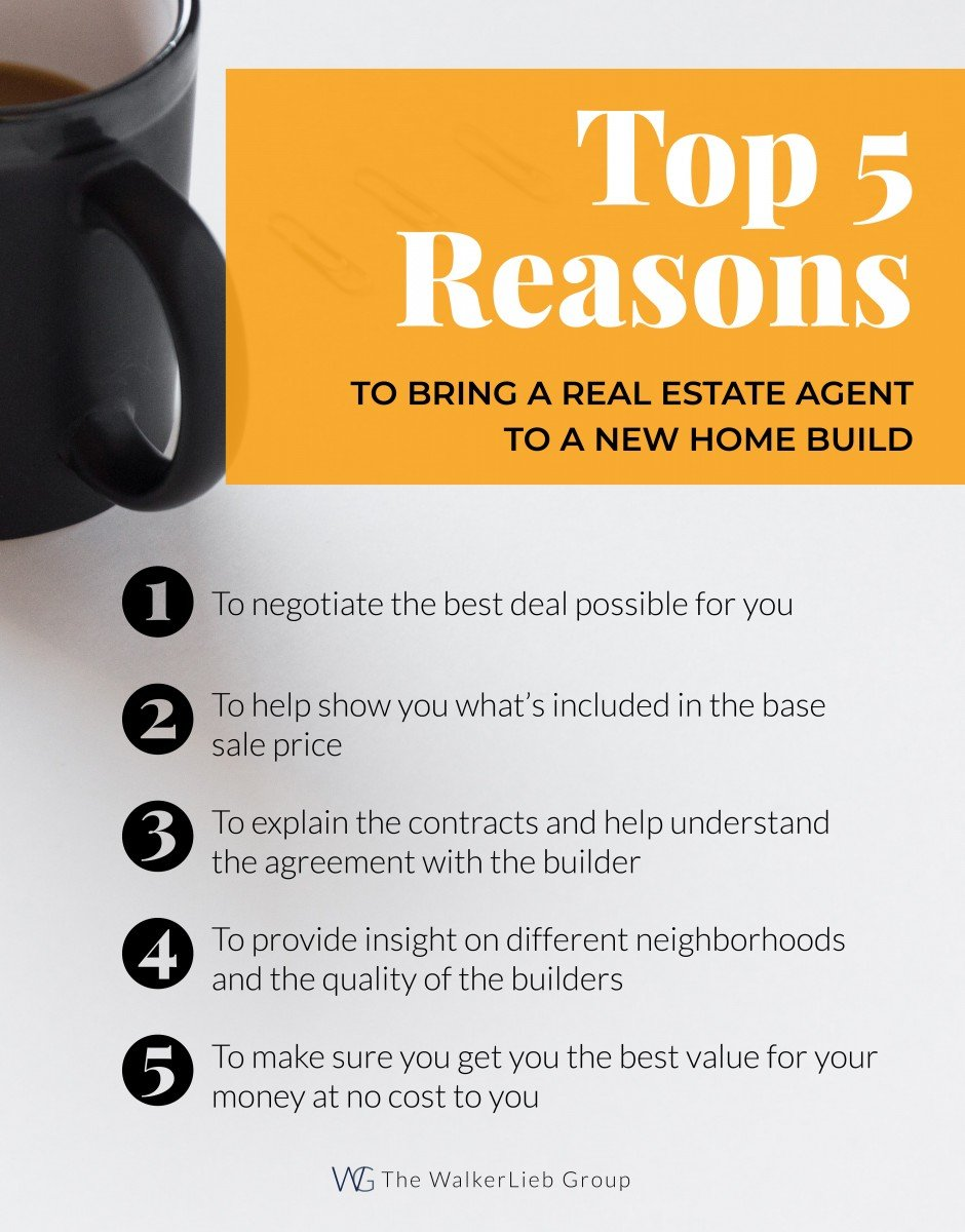 5 Reasons to Bring an Agent
