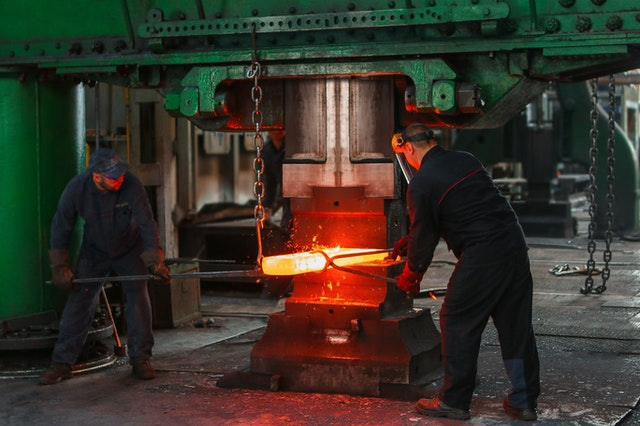 setor metalúrgico
