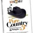 Brush drum loops - Pure Country III