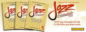 New jazz drum tracks - Jazz Essentials III