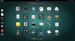 Gnome desktop 3.12 (afbeelding van betanews.com)
