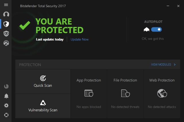 Image result for Bitdefender Total Security 2017