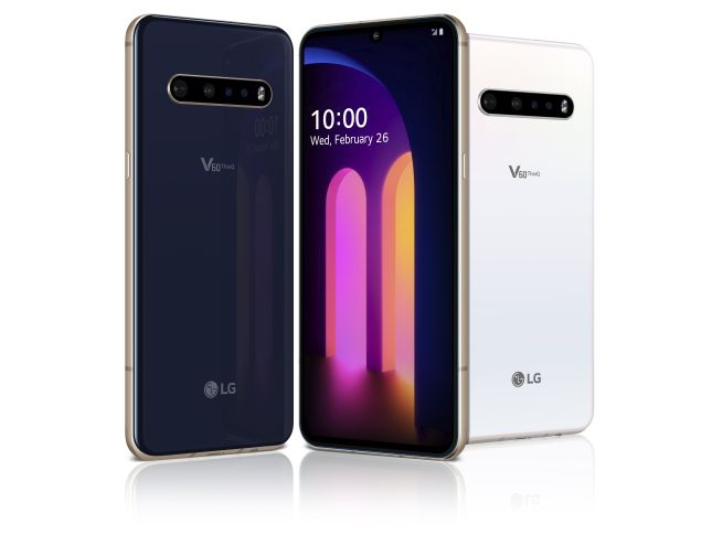 Mobile Phone: LG V60 ThinQ 5G with Dual Screen brings much-needed excitement ...
