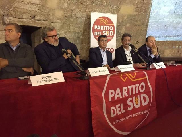il partito del Sud si incontra a Barletta