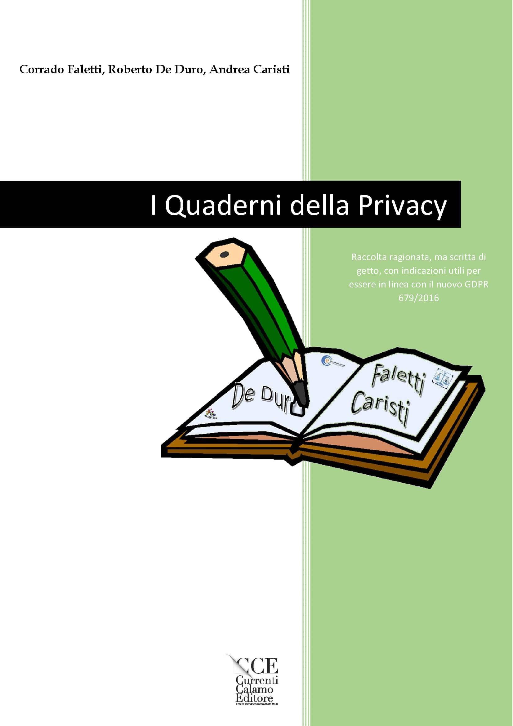 I quaderni della privacy