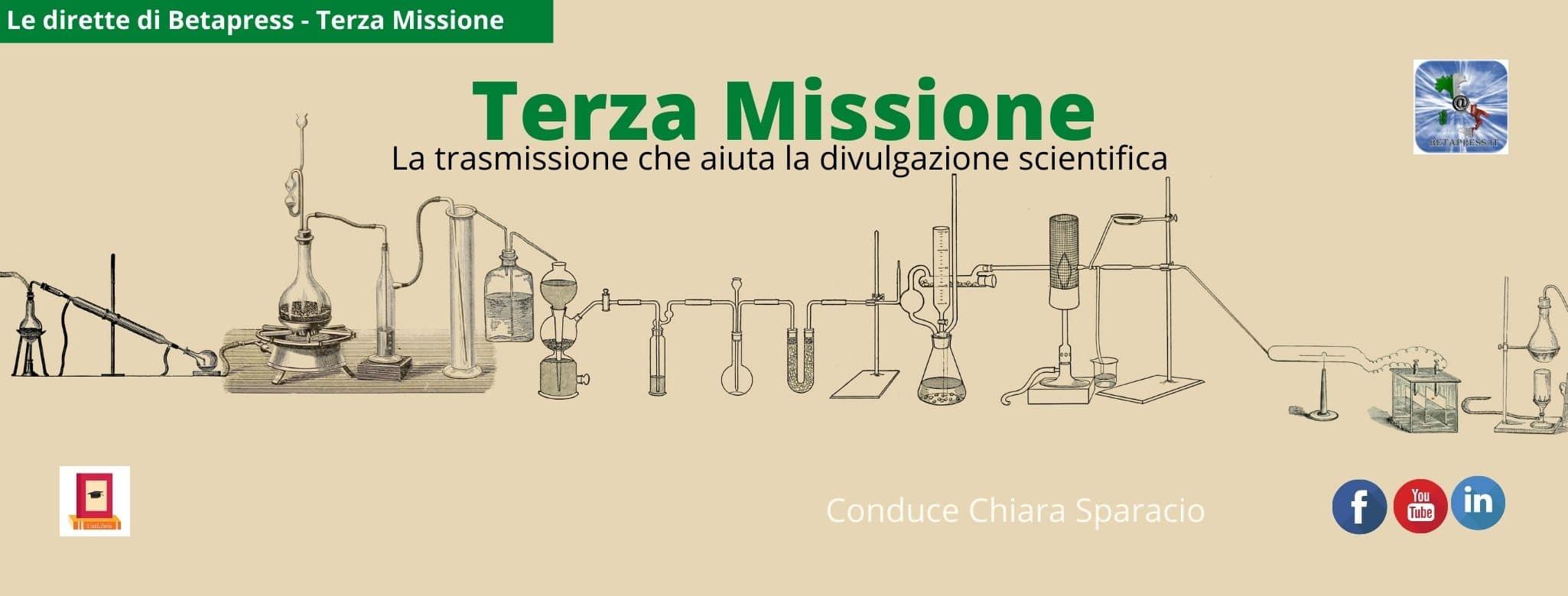 Terza Missione, la nuova trasmissione di Betapress